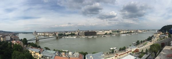 Budapest = Buda + Pest (and a lot more)