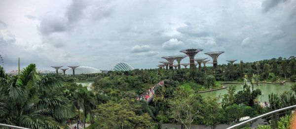 Layover in Singapore