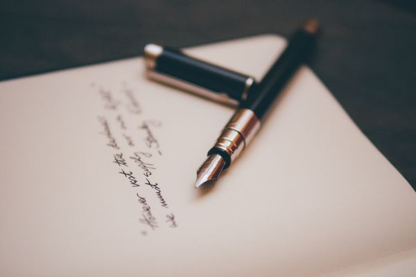 An Ode to Writing