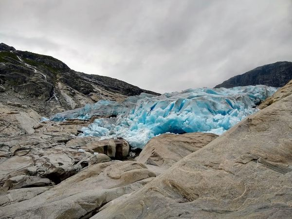 Jostedal and Nigardsbreen Glacier