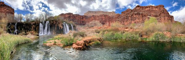 The Falls of Havasupai - Part 1