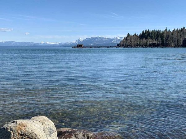 A Spring Weekend in North Lake Tahoe